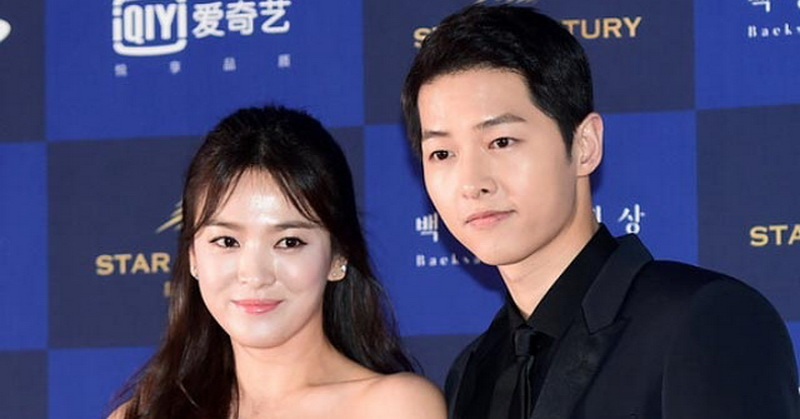 Song Hye Kyo dan Song Joong Ki (Foto: 2saovn)