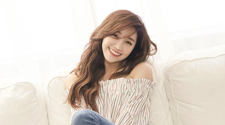 Eun Ji APink. (Foto: Soompi)
