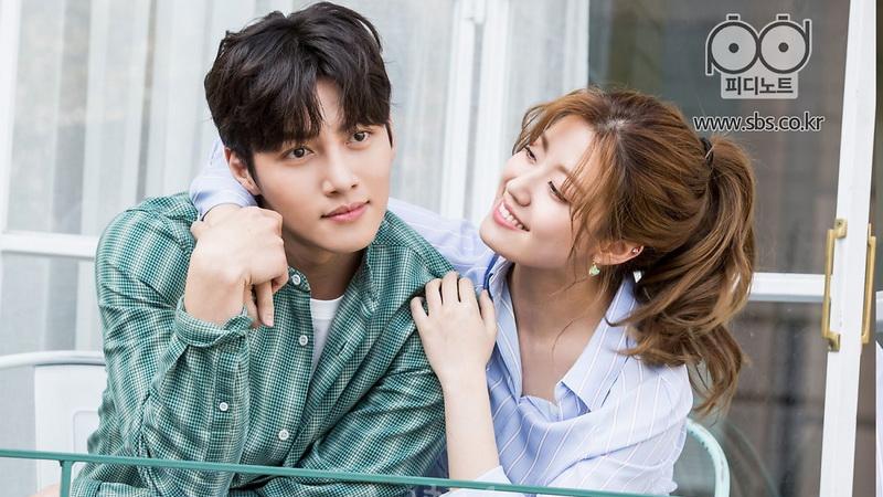 Nam Ji Hyun dan Ji Chang Wook (Foto: Ist)