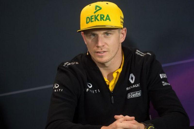 Pembalap Tim Renault, Nico Hulkenberg (Foto: AFP)