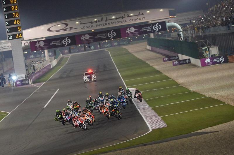 Sirkuit Qatar (Foto: Laman resmi MotoGP)
