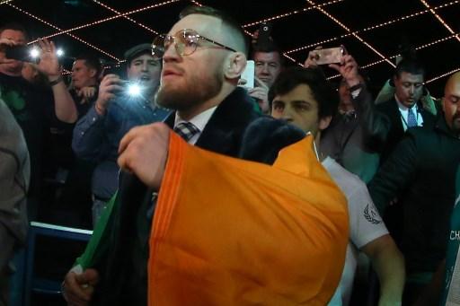Conor McGregor (Foto:AFP)
