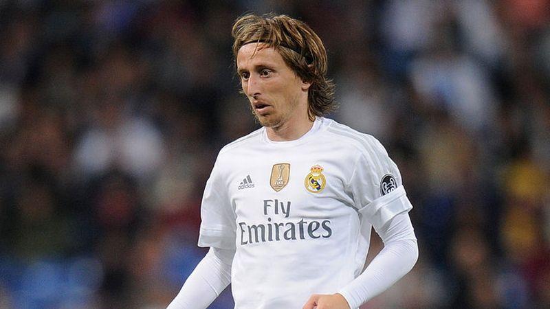 Pemain Real Madrid, Luka Modric (Foto: Sky Sports)