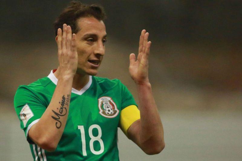 Pemain Timnas Meksiko, Andres Guardado (Foto: ESPN FC)