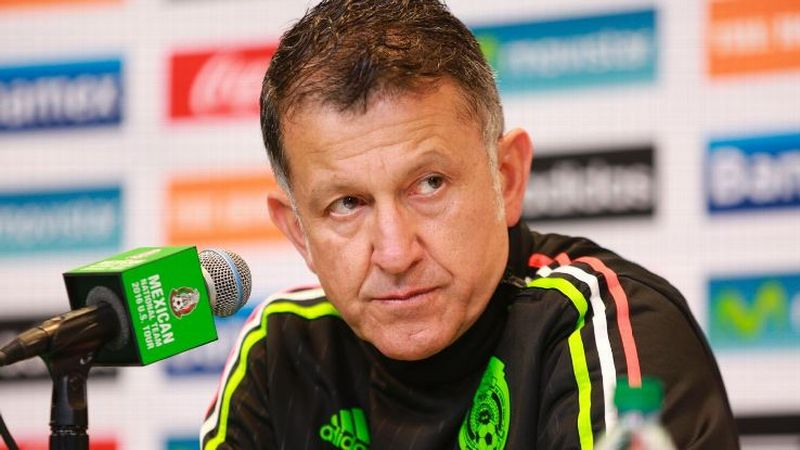 Pelatih Timnas Meksiko, Juan Carlos Osorio (Foto: ESPN FC)
