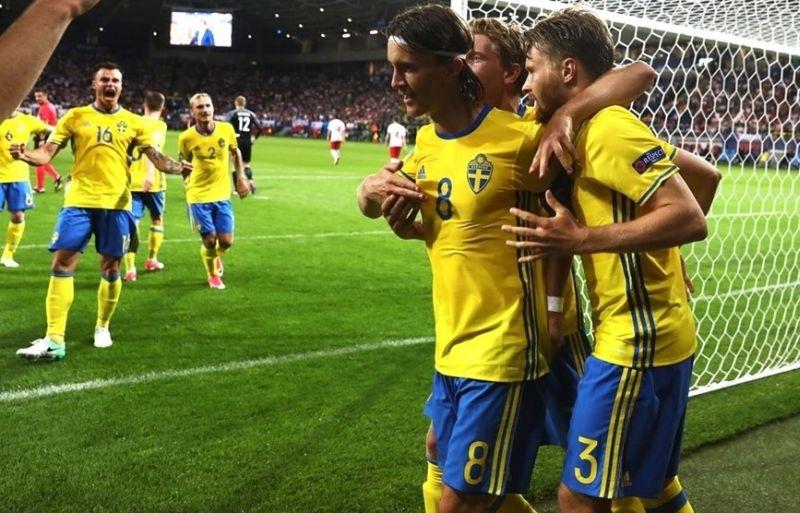 Swedia vs Polandia di Piala Eropa U-21 2017 (Foto: Laman resmi UEFA)