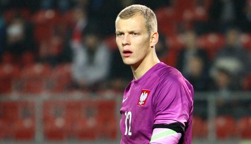 Kiper Timnas Polandia U-21, Jakub Wrabel (Foto: Sportowefakty)