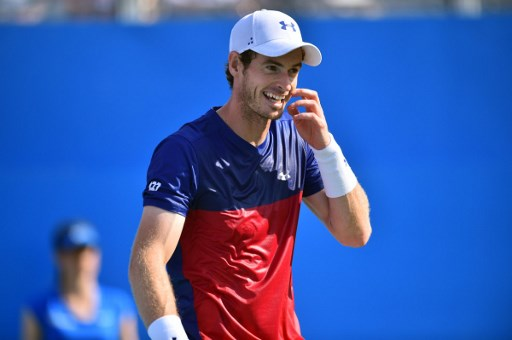 Andy Murray (Foto:AFP)