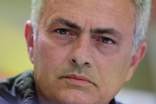 Jose Mourinho (Foto:AFP)