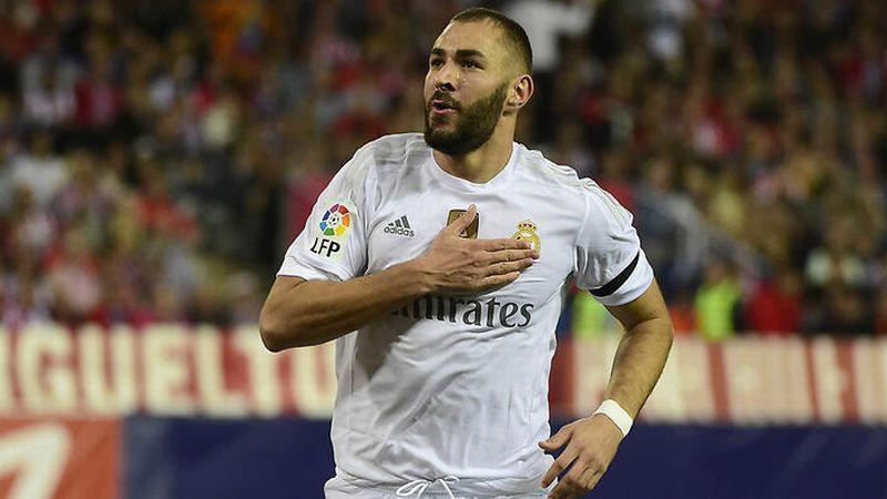 Pemain Real Madrid, Karim Benzema (Foto: Eurosport)