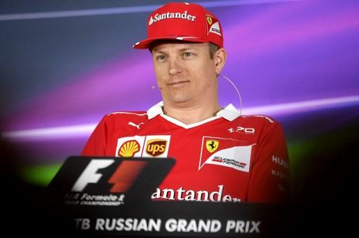 Kimi Raikkonen (Foto:AFP)