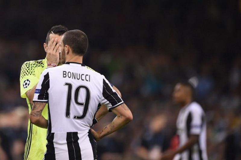 Bonucci selangkah lagi gabung Milan. (Foto: AFP/Filippo Monteforte)