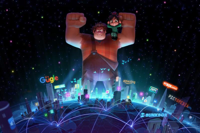 Wreck It Ralph. (Foto: Walt Disney Animation Studios)