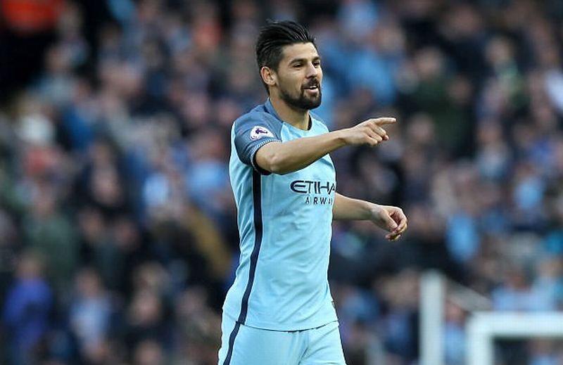 Pemain Manchester City, Nolito (Foto: Press Association)