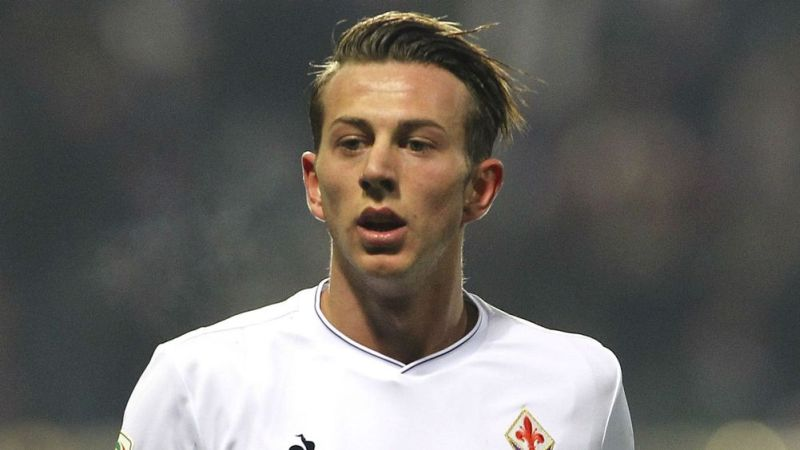 Pemain Fiorentina, Federico Bernardeschi (Foto: Getty Images)