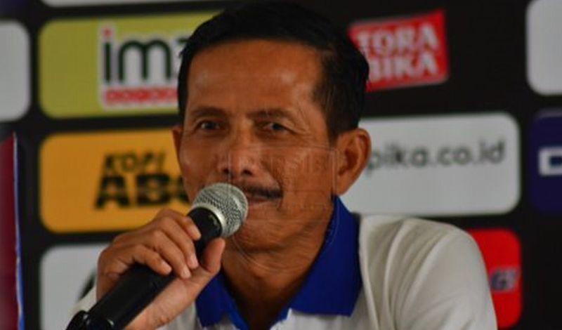Djadjang Nurdjaman memutuskan mundur dari pelatih Persib (Foto: Persib Bandung)