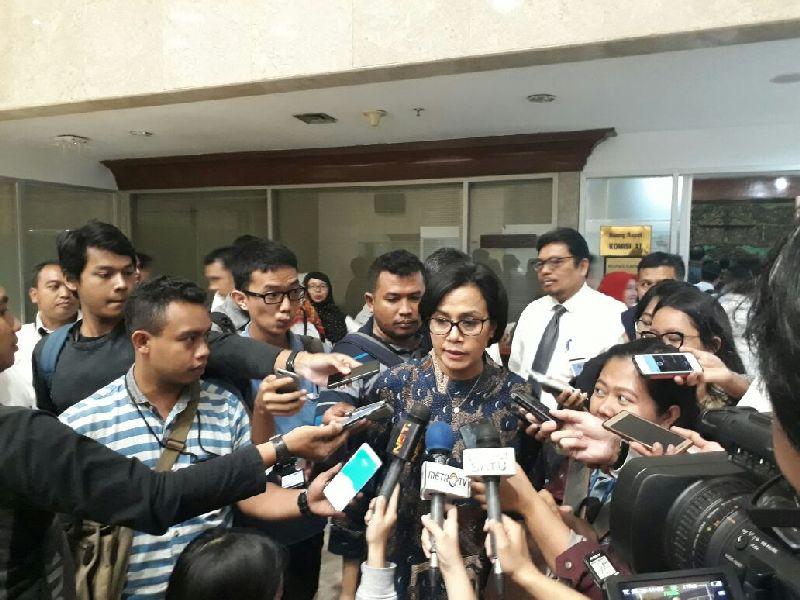 \Sri Mulyani Buka-bukaan soal Kerugian Indonesia jika Ditjen Pajak Batal Intip Rekening\