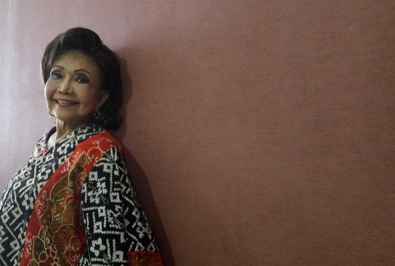 Elly Kasim. (Foto: Okezone/Rima Wahyuningrum)