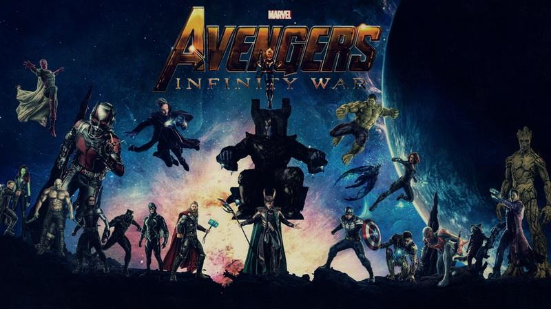 Avengers: Infinity War (Foto: Ist)