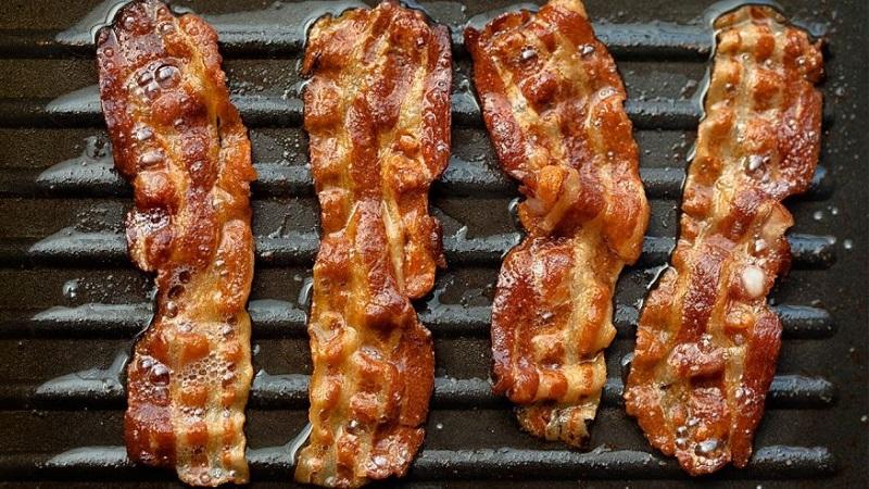 Bacon, Biskuit, Buah Peach hingga Kopi, Satu Set Menu Lengkap yang Pertama Kali Disantap di Bulan!