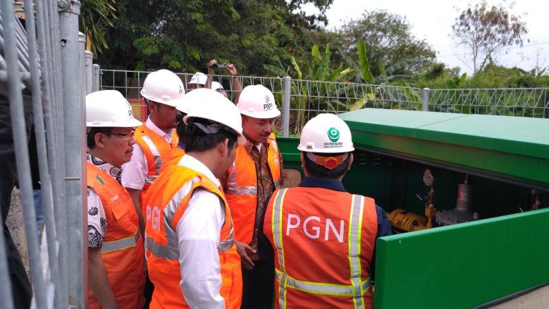 \Insentif ke Industri Jadi Pelecut Konsumsi Gas di Indonesia\