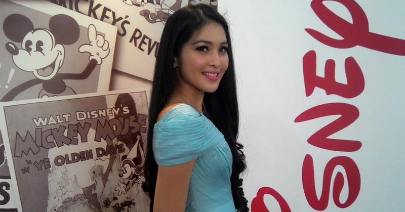 Sandra Dewi (Foto: Okezone)