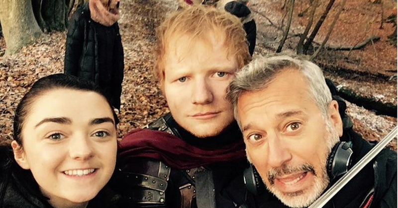 Ed Sheeran (Foto: Instagram)