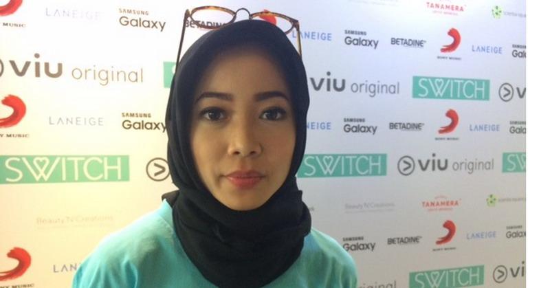 Karina Salim (Foto: Sarah/Okezone)