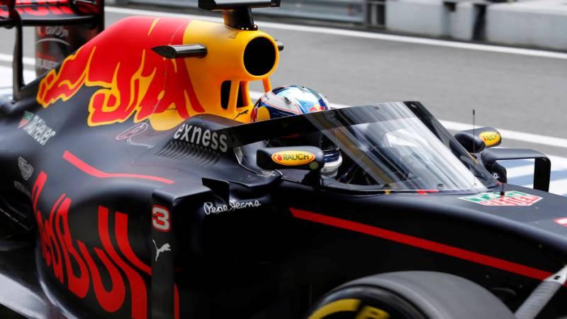 Daniel Ricciardo (Foto:AFP)