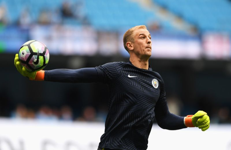 Joe Hart (Foto:AFP)