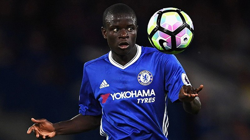 N'Golo Kante (Foto: Laman resmi Chelsea)