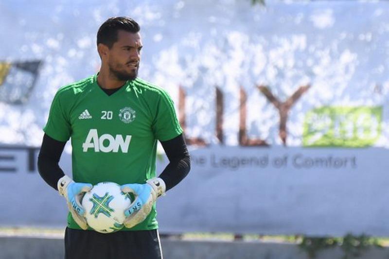 Sergio Romero (Foto: AFP)