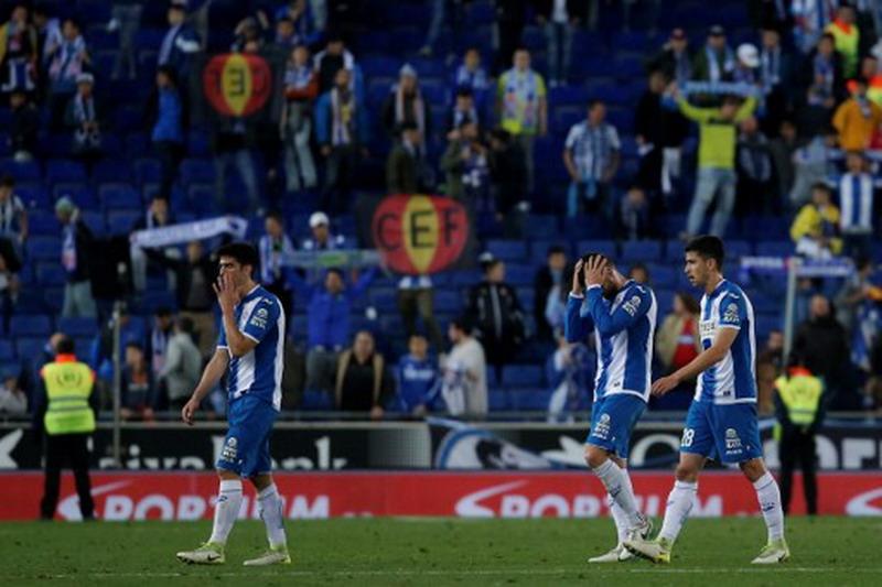 Espanyol akan hadapi Persija. (Foto: AFP/Pau Barrena)