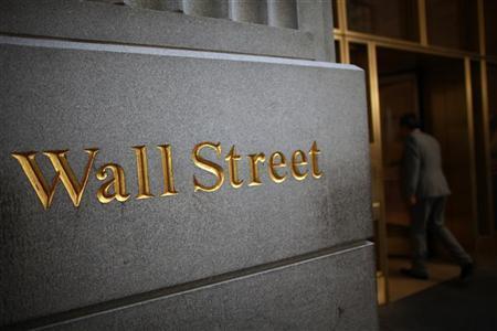 \Wall Street Ditutup Mixed Menanti Laporan Keuangan Emiten\