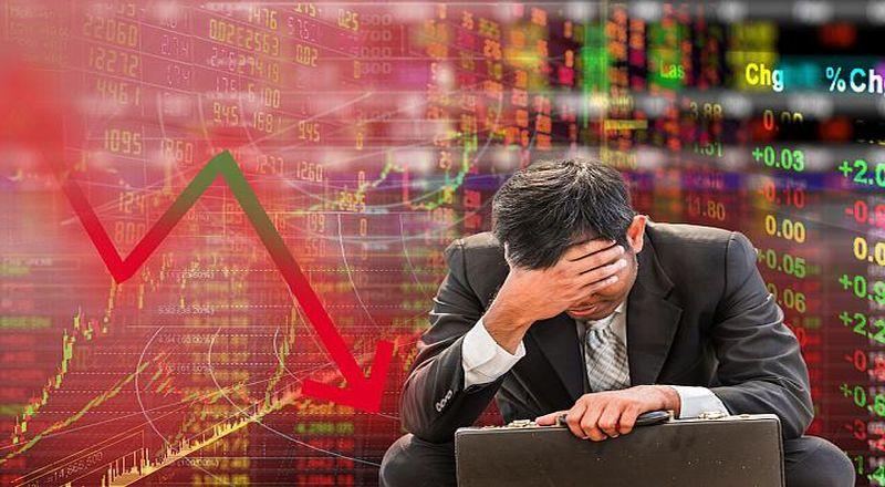 \Sektor Keuangan Melemah, IHSG Terkoreksi ke 5.824\