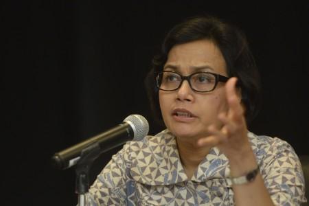 \Sri Mulyani: Turunkan Kemiskinan di Bawah 10%, Butuh Upaya Ekstra!\
