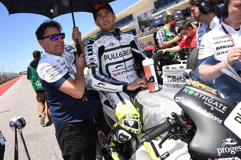 Bautista perpanjang kontrak dengan Aspar Ducati. (Foto: Facebook Bautista)