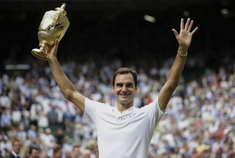 Roger Federer. (Foto: The Washington Post)