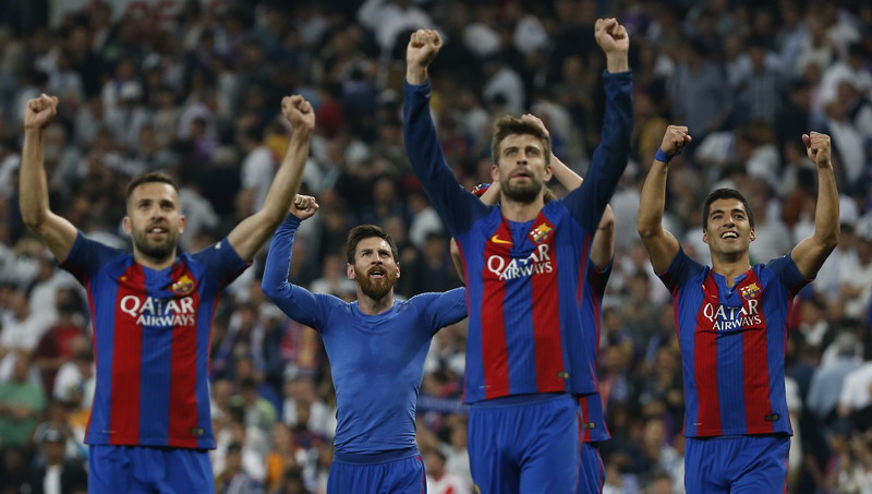 Barcelona (Foto: REUTERS/Susana Vera)