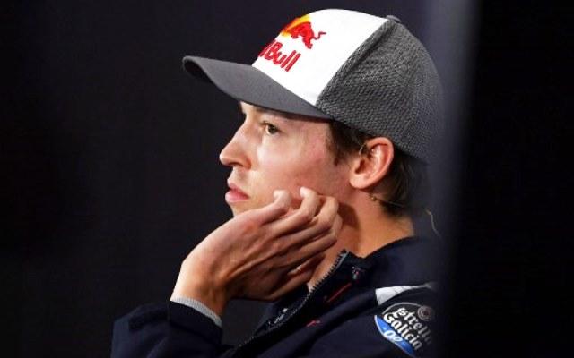 Daniil Kvyat (Foto: AFP)