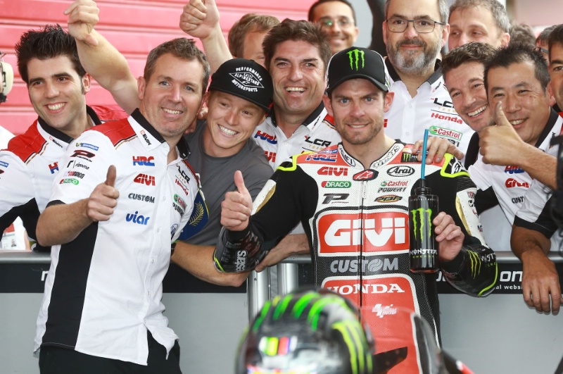 Cal Crutchlow / foto: Crash.net