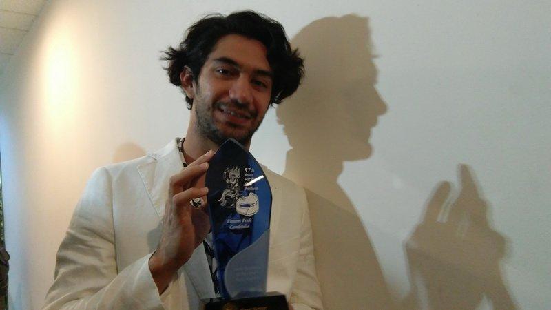 Reza Rahadian (Foto: Dudit/Okezone)
