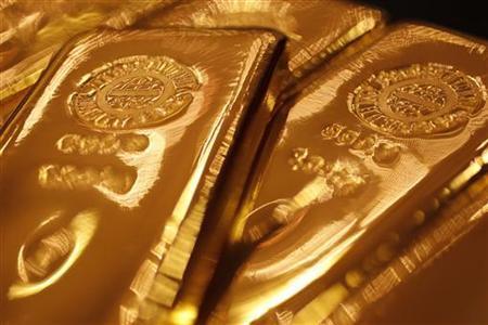 \Harga Emas Tersungkur Imbas Kuatnya Dolar AS\