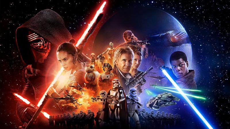 Poster Star Wars (Foto: Aceshowbiz)
