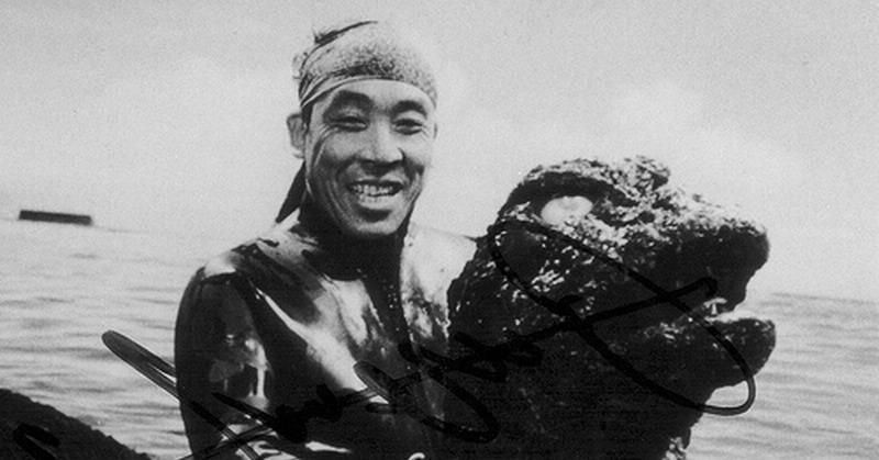 Haruo Nakajima (Foto: Resonate)