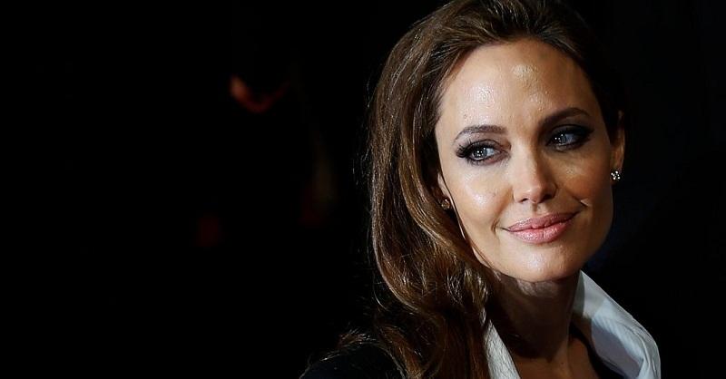 Angelina Jolie (Foto: Okezone)