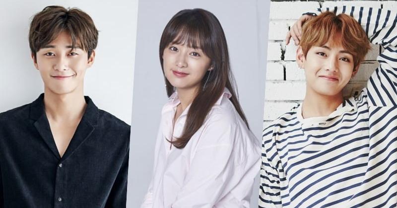 Park Seo Joon dan Kim Ji Won (Foto: Soompi)