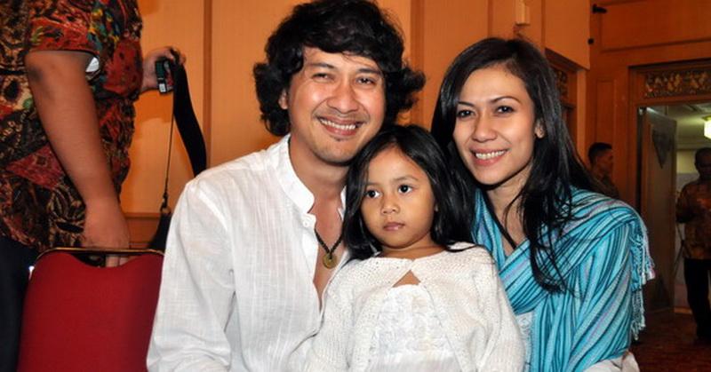 Agus Kuncoro dan keluarga (Foto: Instagram)