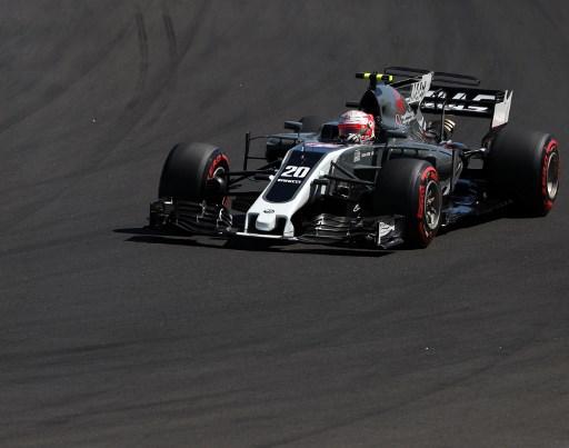 Haas (Foto:AFP)