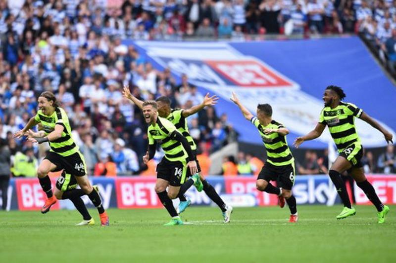 Huddersfield diprediksi terdegradasi di akhir musim. (Foto: AFP/Glyn Kirk)